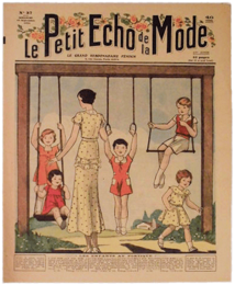 Le Petit Echo de la Mode (No.37: 11 Septembre 1932)