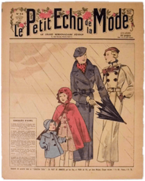 Le Petit Echo de la Mode (No.13: 31 Mars 1935)