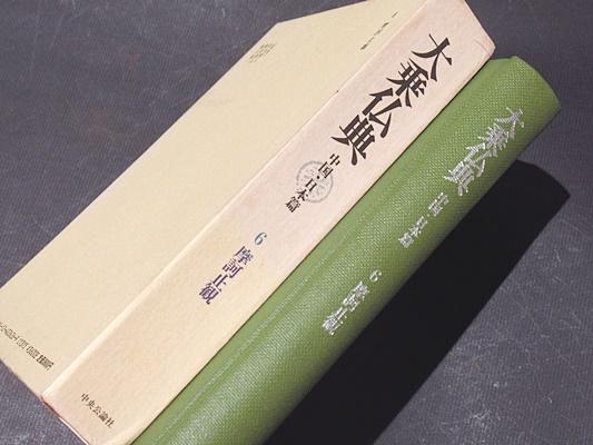 大乗仏典 中国・日本篇 6 摩訶止観