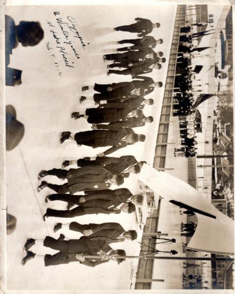 写真) フィギュアスケート 1932...