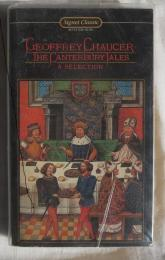 〔英書) GEOFFREY CHAUSER THE CANTERBURY TALES a sellection [SIGNET CLASSIC]