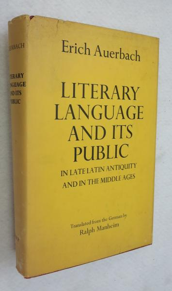英書] LITERARY LANGUAGE AND ITS PUBLIC In Late Latin antiquity and ...