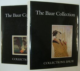 (英文) The Baur Collection <JAPANESE PRINTS> 1巻、2巻