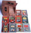 児童文庫(豆本) 20冊 保存木箱付き