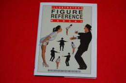 Illustrator's figure reference manual