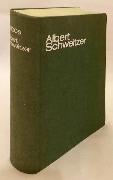 ドイツ語洋書】 アルベルト・シュヴァイツァー:研究者と思想家の評価 ...