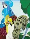 Les Aventures du Roi Pausole. ブルネレスキ画...