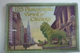 125 Photographic View of Chicago ※シカゴ風景125