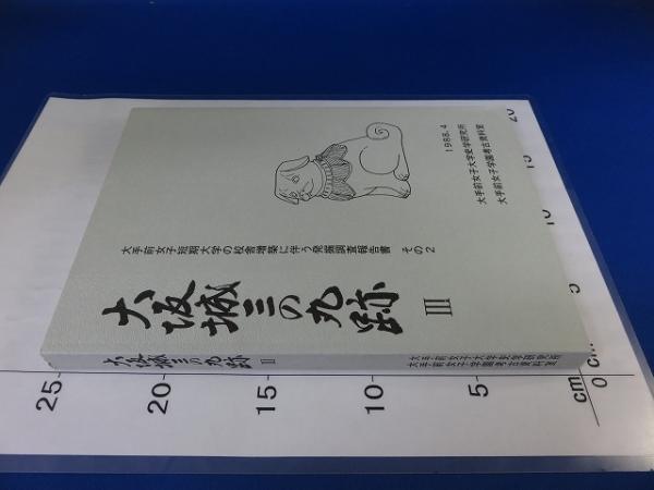大阪城三の丸跡3 大手前女子短期大学の校舎増築に伴う発掘調査報告書 ...
