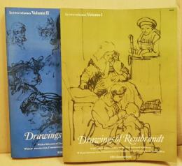 Drawings of Rembrandt vols.1・2