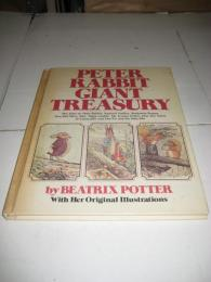 (英文) ピーターラビット PETER  RABBIT  GIANT  TREASURY