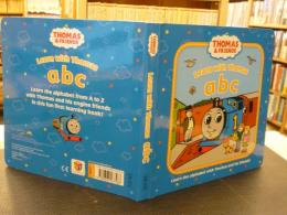 英文絵本 「Learn with Thomas ABC」 THOMAS&FRIENDS