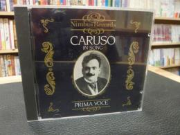 CD 「CARUSO IN SONG」 PRIMA VOCE NI7809