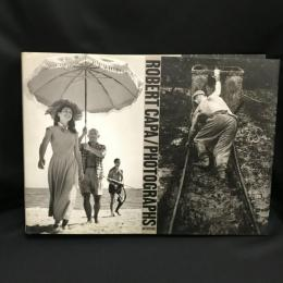 ROBERT CAPA  /  PHOTOGRAPHS 洋書
