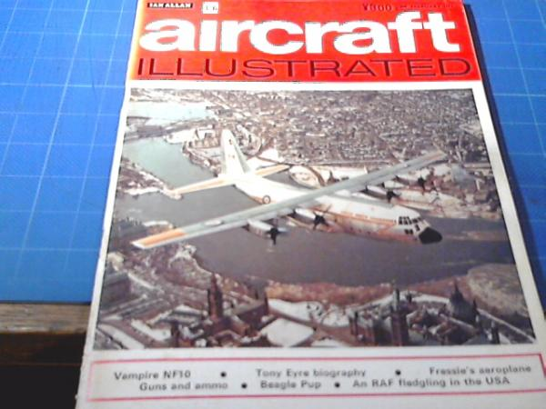 aircraft ILLUSTRATED FEBRUARY 1971 VOL.4 NO.2