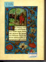 The Master of Mary of Burgundy: A Book of Hours for Engelbert of Nassau : The Bodleian Library Oxford (英語)