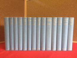 The Shakespeare Head Edition of the Novels and selected Writings of Daniel Defoe. 14 vols. set.(ダニエル・デュフォー著作集 全14冊セット)復刻版