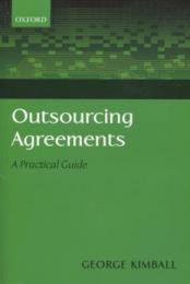 Outsourcing Agreements: A Practical Guide(アウトソーシングの本)