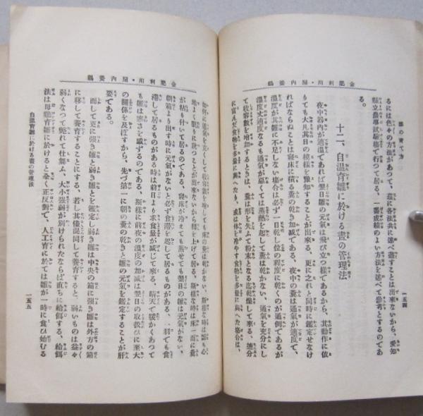 金肥利用 屋内養鶏 (高橋廣治) /...