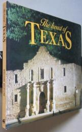 洋書写真集 The heart of TEXAS Text by William Bigelow
