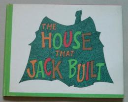 洋書絵本 THE HOUSE THAT JACK BUILT
