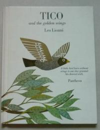 洋書絵本 TICO and golden wings  Leo Lionni
