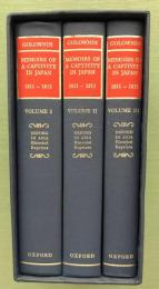 Memoirs of a Captivity in Japan 1811-1813 国内送料無料
