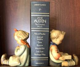Jane Austen: The Complete Novels, Deluxe Edition (Library of Literary Classics)送料無料