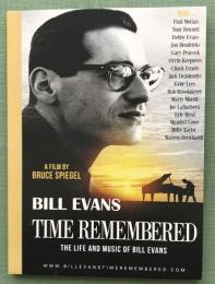 Bill Evans Time Remembered The Life and Music of Bill Evans DVD