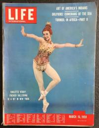 Life International  March 16  1959