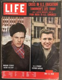 Life International  May 12 1958
