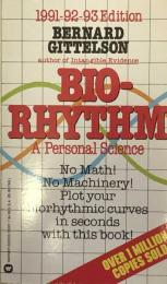 BIO-RHYTHM:A PERSONAL SCIENCE
