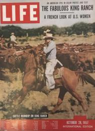 Life International  October 28, 1957