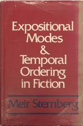 Expositional Modes and Temporal Ordering in Fiction