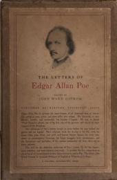 The Letters of Edgar Allan Poe Ⅰ・Ⅱ
